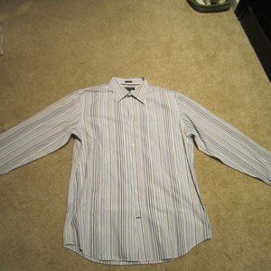 Banana Republic Men's Slim Fit Dress Shirt